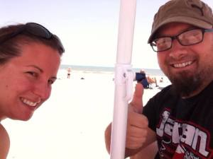 Cocoa Beach Selfie!