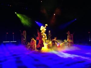 Lion King opening