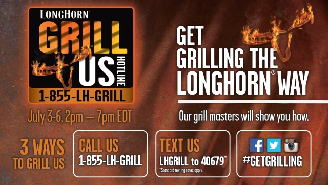 Grill Us Hotline